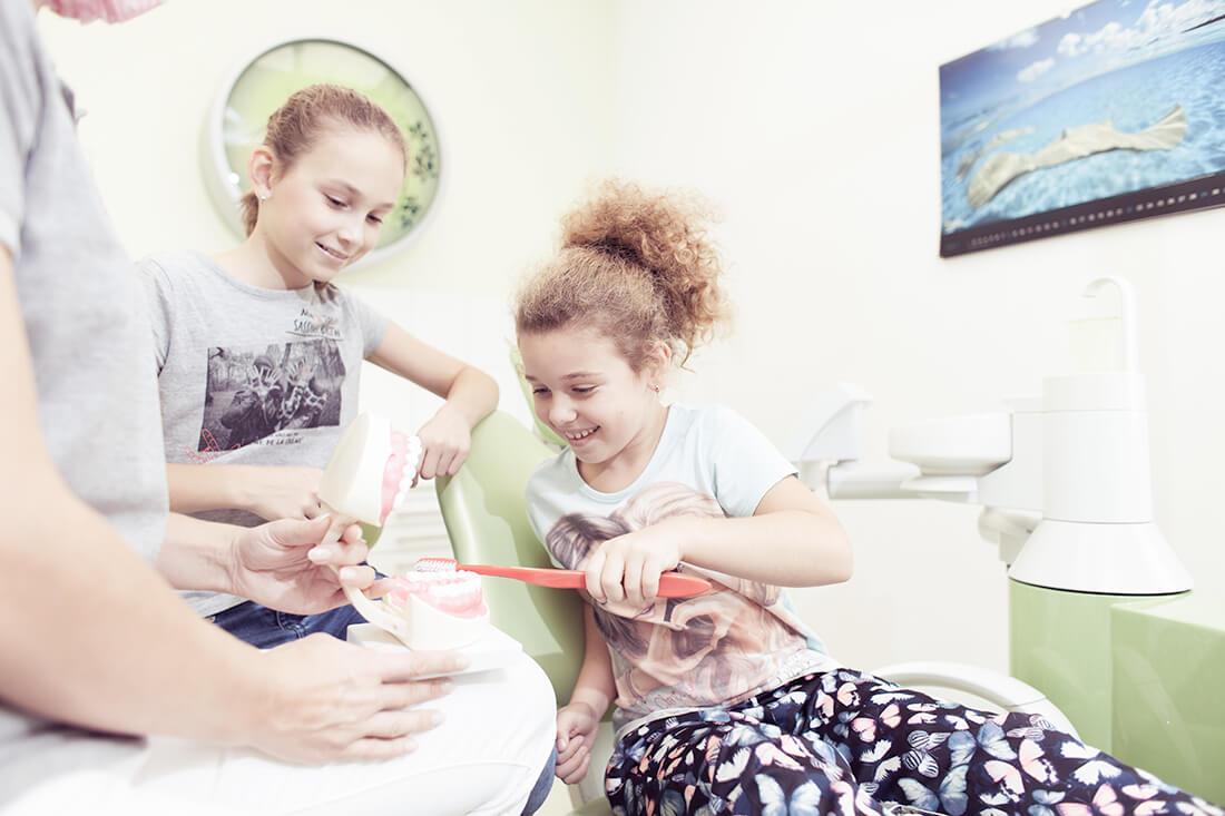 Zahnarzt Weißenfels - Keck - Praxis - Prophylaxe - Kinder