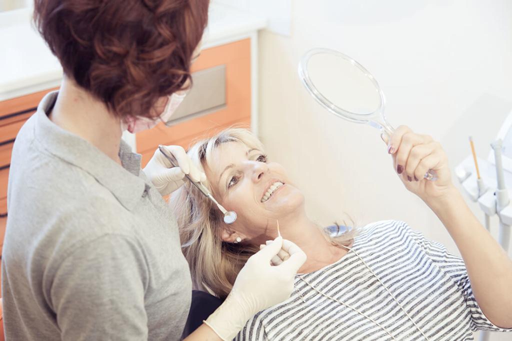 Zahnarzt Weißenfels - Keck - Leistungen - Prävention