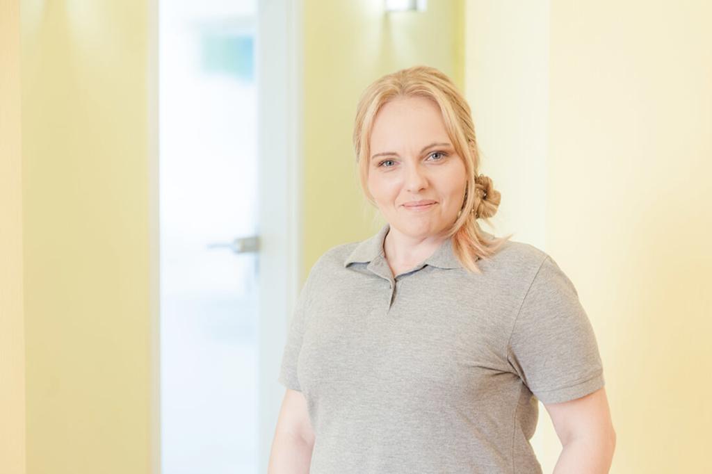Zahnarzt Weißenfels - Keck - Team - Anja Rönnburg