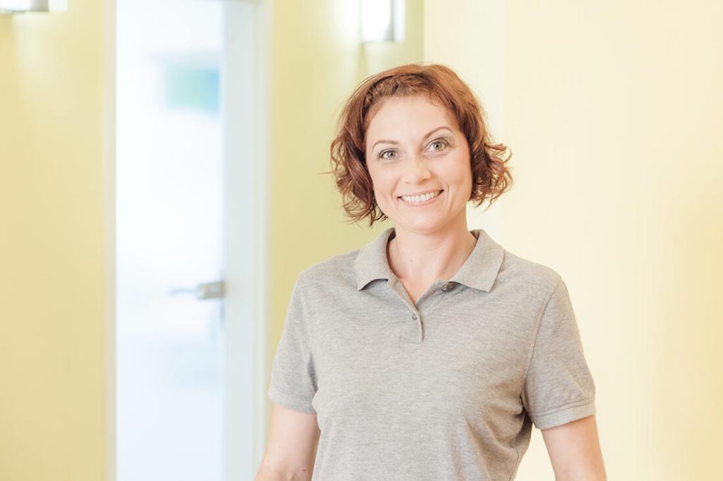 Zahnarzt Weißenfels - Keck - Team - Sandra Dannenberg