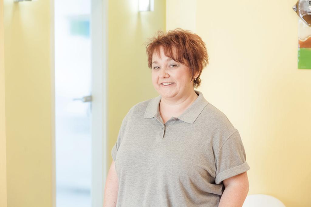 Zahnarzt Weißenfels - Keck - Team - Silke Fitzner