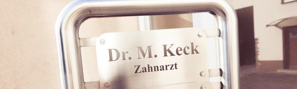 Zahnarzt Weißenfels - Keck - Impressum slider